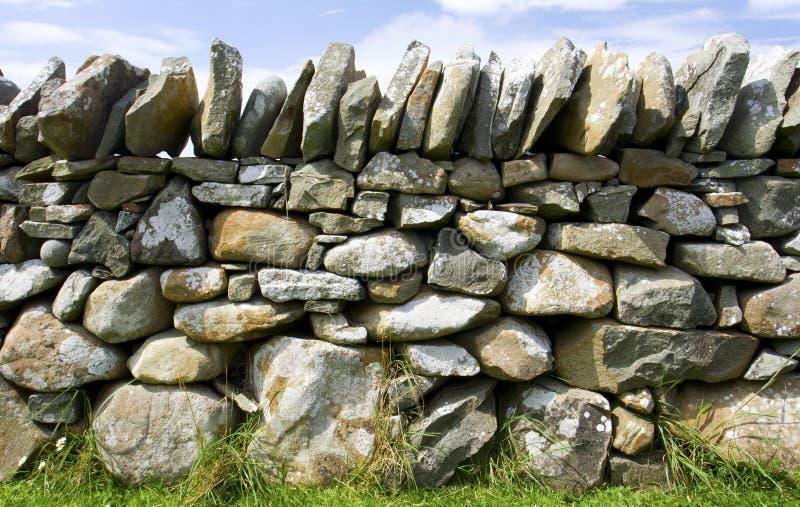 De plakmuur van de steen royalty-vrije stock foto's