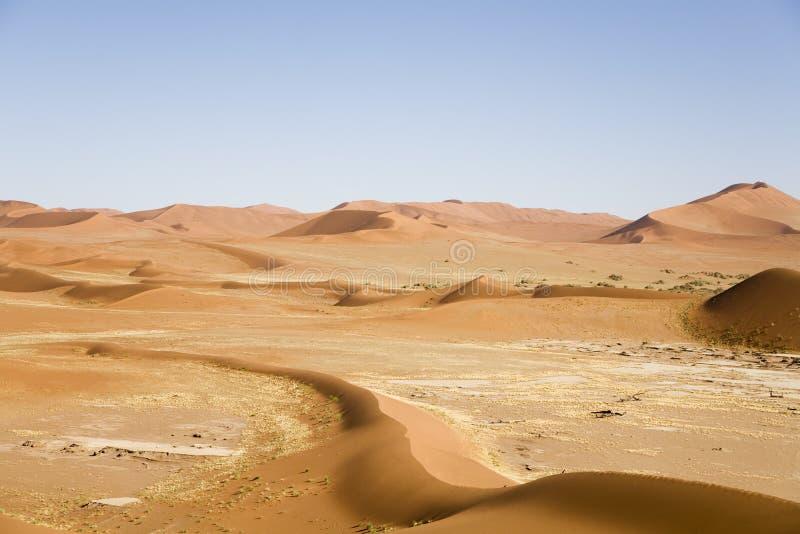 De Planeet van het zand stock foto's