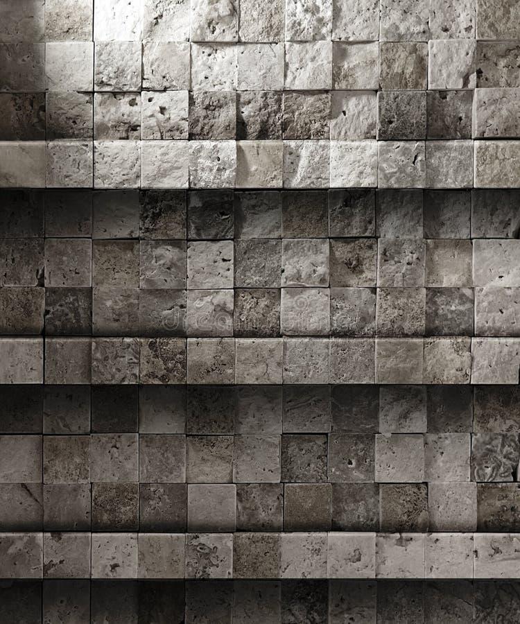 De plank van de steen stock illustratie