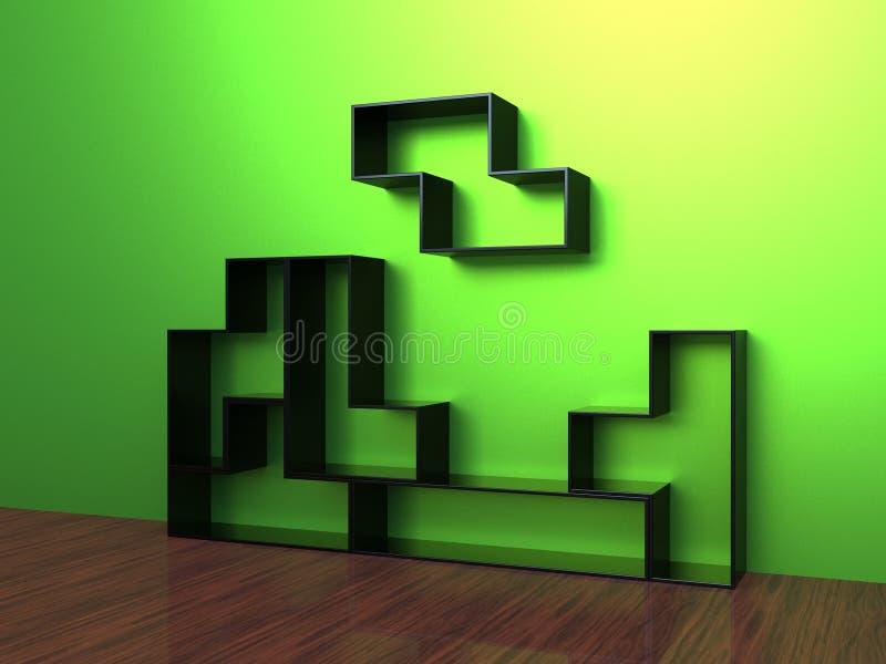 download de plank van het concept van tetris stock illustratie illustratie bestaande uit achtergrond - Tetris Planken