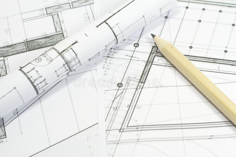 De plannen van het project