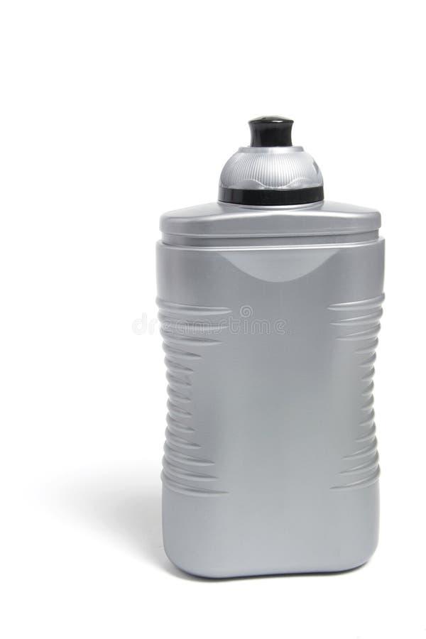 De plastic Fles van de Drank stock foto