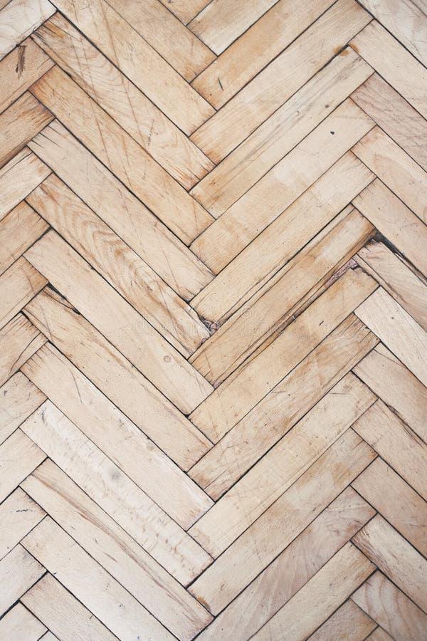De plattelander verontrustte houten vloer stock afbeeldingen