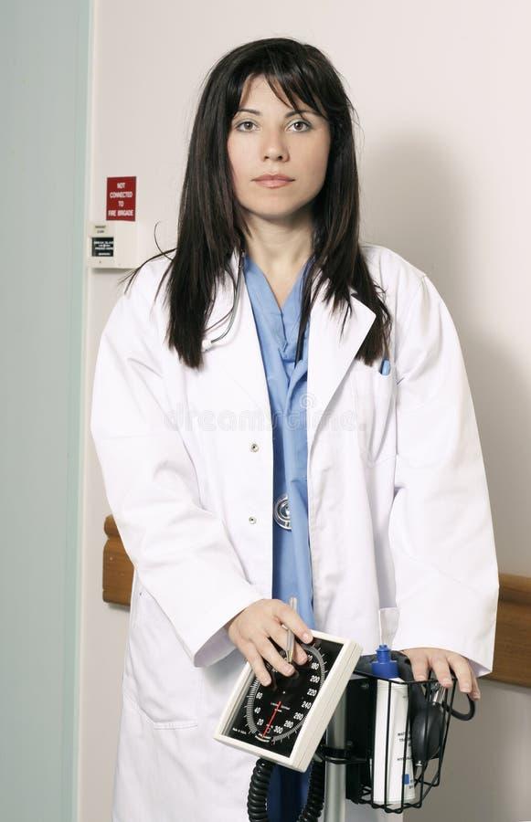 De Plichten van het ziekenhuis stock fotografie