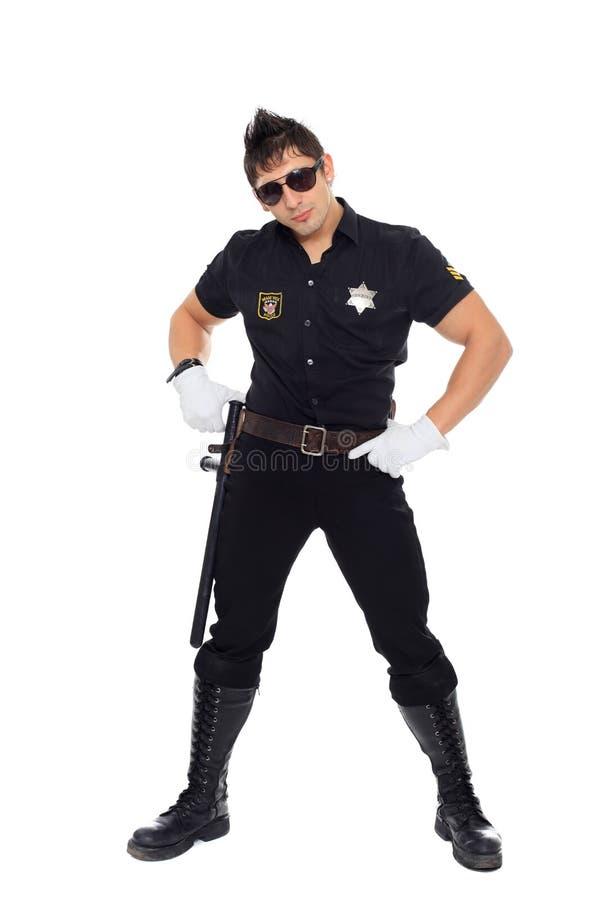 De politie van Miami stock foto's
