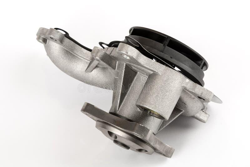 De pomp van het water voor interne verbrandingsmotor stock fotografie