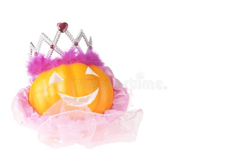De Pompoen van de prinses royalty-vrije stock fotografie