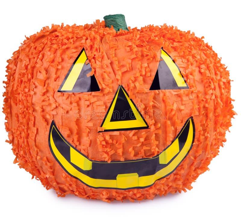 De pompoen van Halloween stock foto