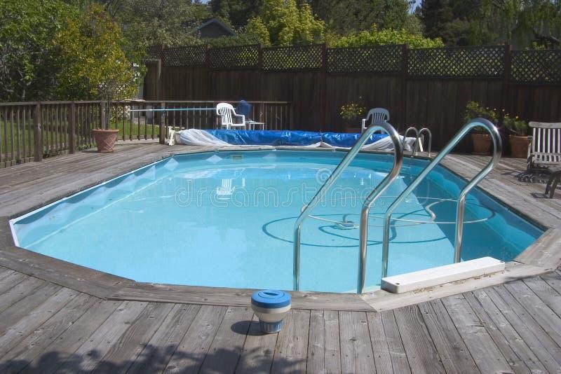 De Pool van Doughboy royalty-vrije stock fotografie