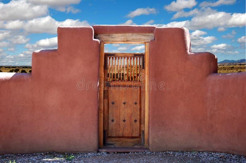 De Poort van de prairie royalty-vrije stock afbeeldingen