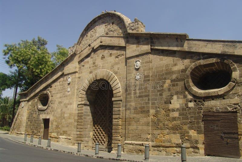 De Poort van Famagusta royalty-vrije stock foto's