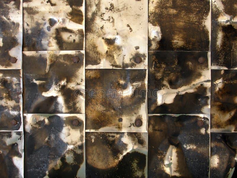 De poortachtergrond 1 van het blad stock foto's