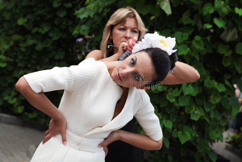 De pop ster Jamala royalty-vrije stock afbeelding