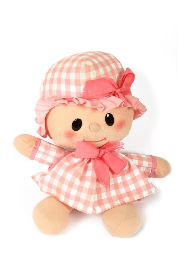 De pop van het speelgoed stock foto
