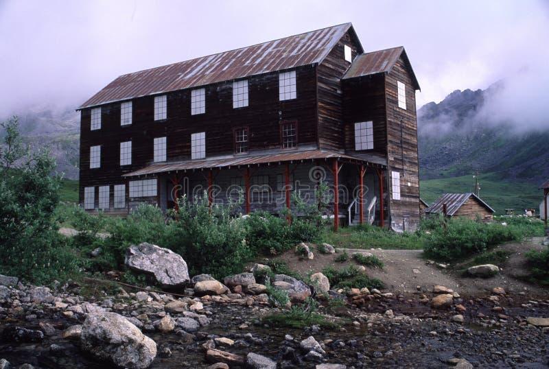 De portretten van Alaska stock foto