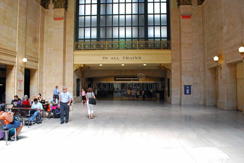 De Post Chicago van de Unie royalty-vrije stock foto