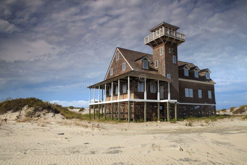 De Post Noord-Carolina van de Besparing van het leven royalty-vrije stock afbeeldingen