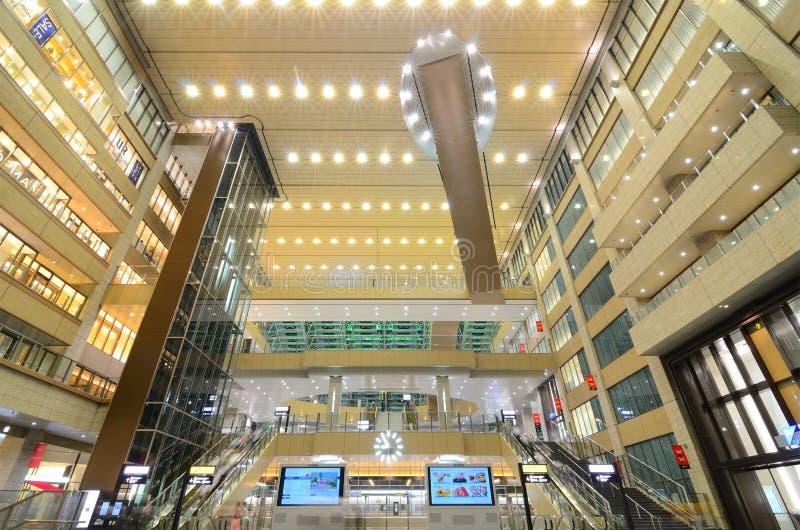 De Post van Osaka stock afbeeldingen