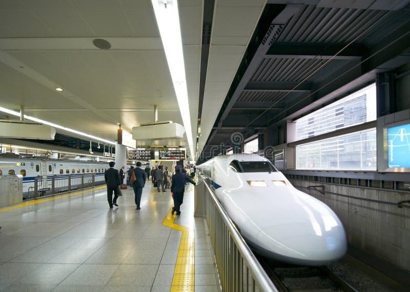 De post van Shinagawa royalty-vrije stock foto