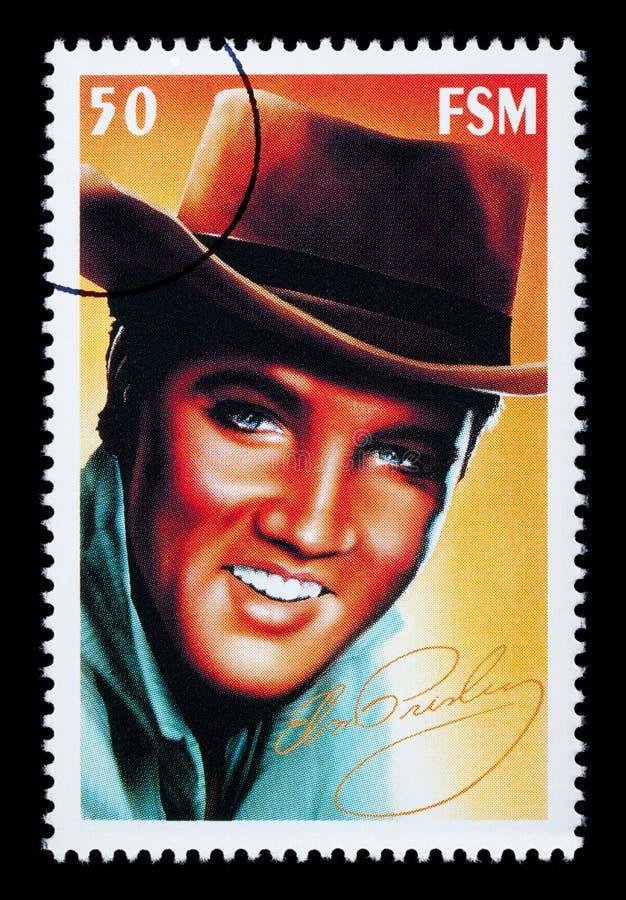De Postzegel van Elvis Presley