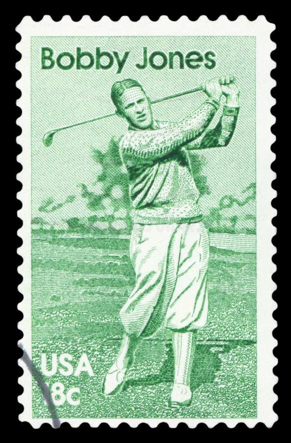 De Postzegel van de V.S. royalty-vrije stock afbeeldingen