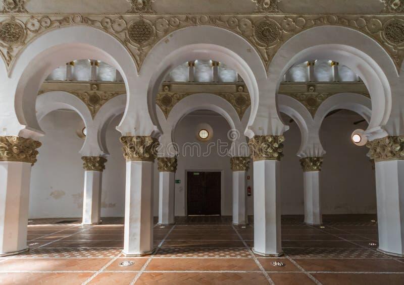 De prachtige Oude Stad Toledo, Spanje stock foto