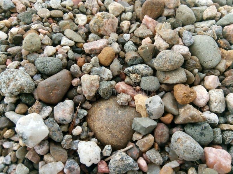 De prachtige steen stock afbeelding
