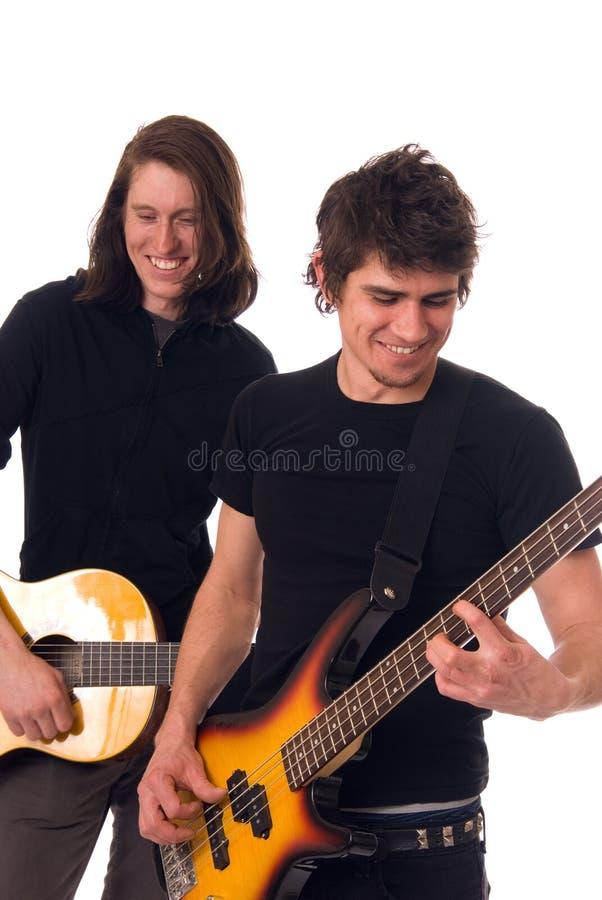 De praktijk van de band royalty-vrije stock afbeelding