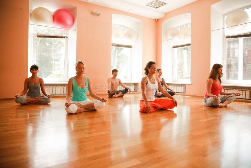 De praktijk van de yoga