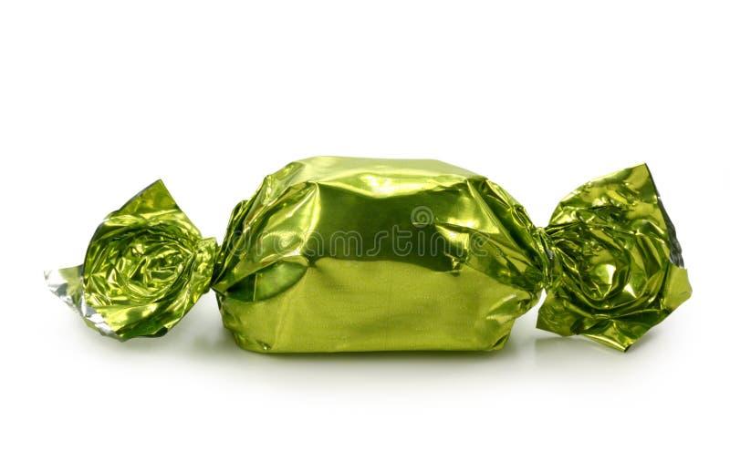 De praline van de chocolade stock foto