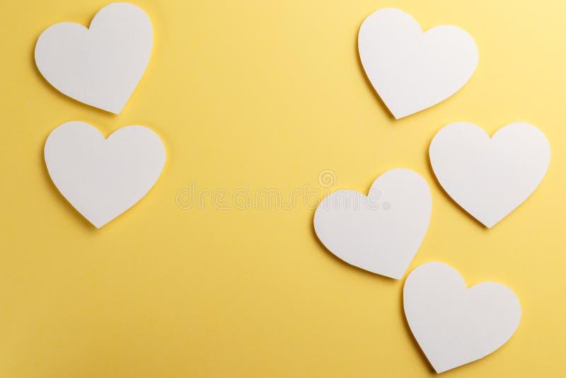 De prentbriefkaar van de Dag van de valentijnskaart `s De dagachtergrond van Valentine ` s royalty-vrije stock fotografie