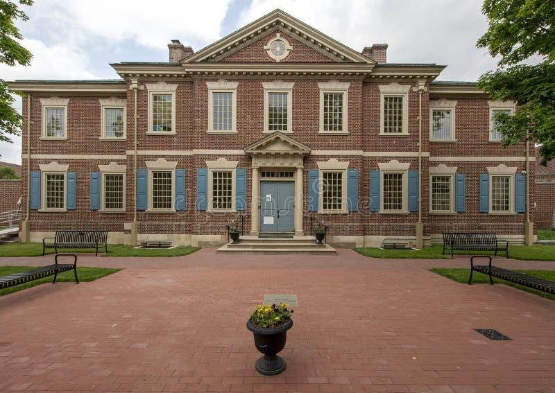 De presbyteriaanse Historische Maatschappij, Philadelphia, Pennsylvania stock afbeelding
