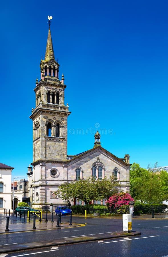 De Presbyteriaanse Kerk van Elmwood royalty-vrije stock fotografie