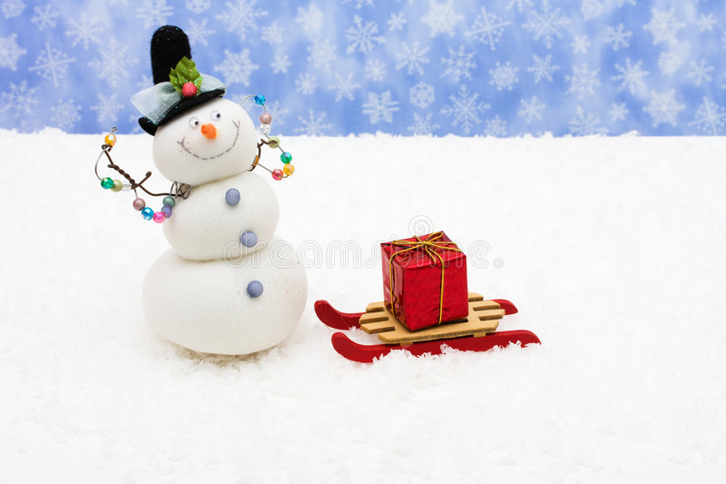 De Pret van de winter royalty-vrije stock foto's