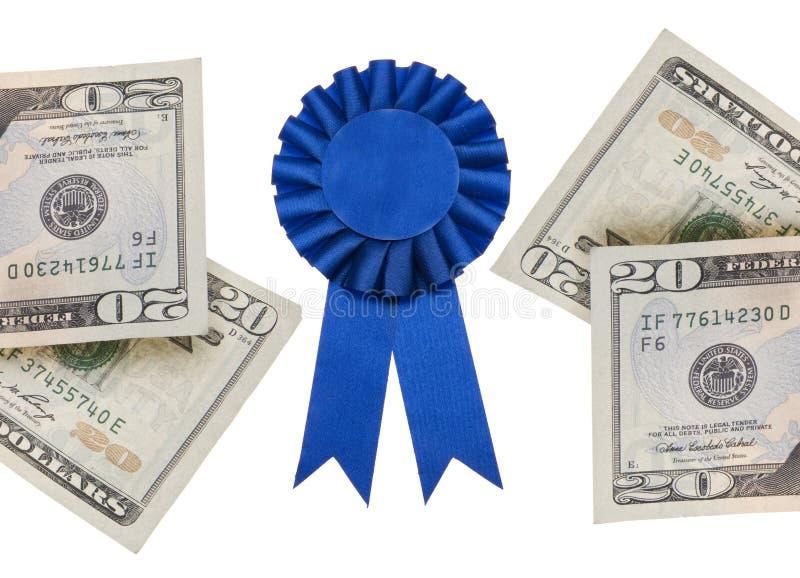 De Prijs van het contante geld stock foto's