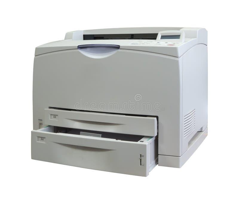 De printer van het bureau royalty-vrije stock fotografie