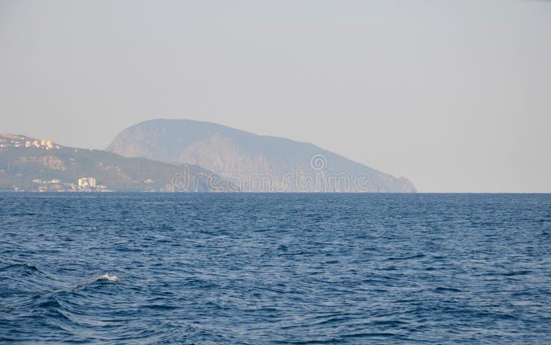 De promenade van Yalta stock foto