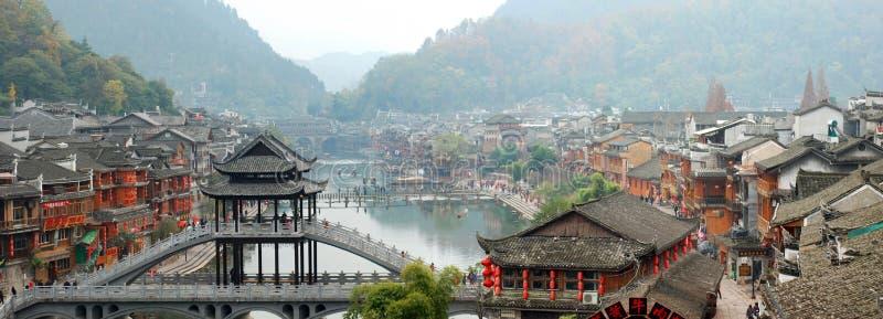 De Provincie van Fenghuang stock afbeelding