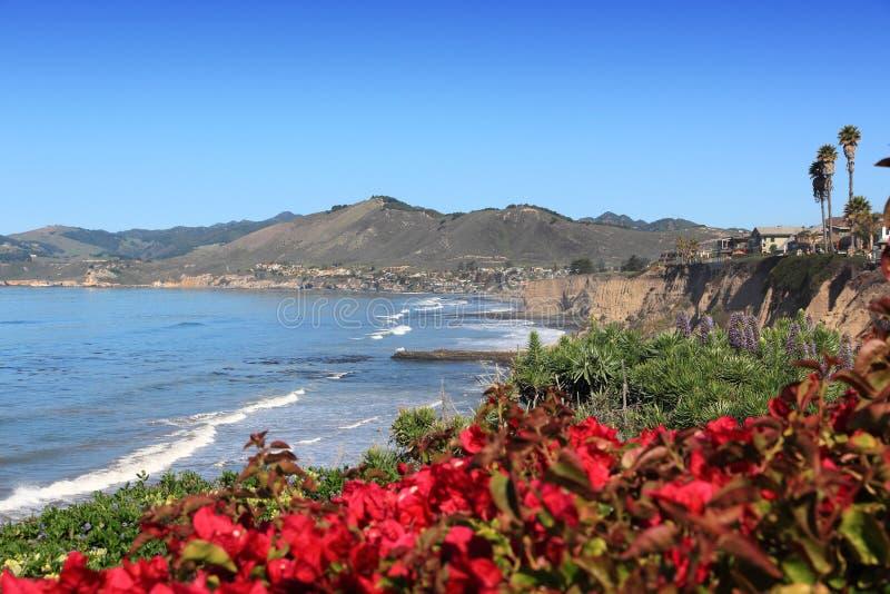 De provincie van San Luis Obispo stock afbeelding