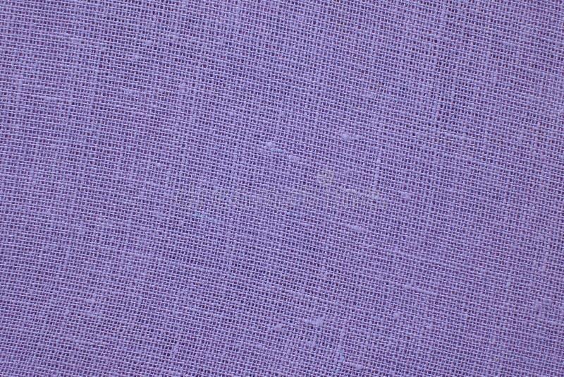 De purpere samenvatting van het Linnencanvas backround - Voorraadfoto stock afbeeldingen