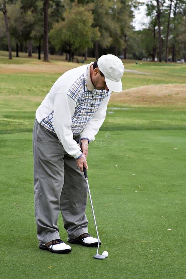 De Put Florida van het golf royalty-vrije stock foto's