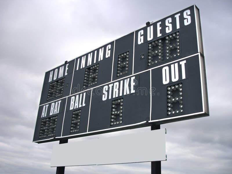 Download De raad van de score stock afbeelding. Afbeelding bestaande uit team - 304925