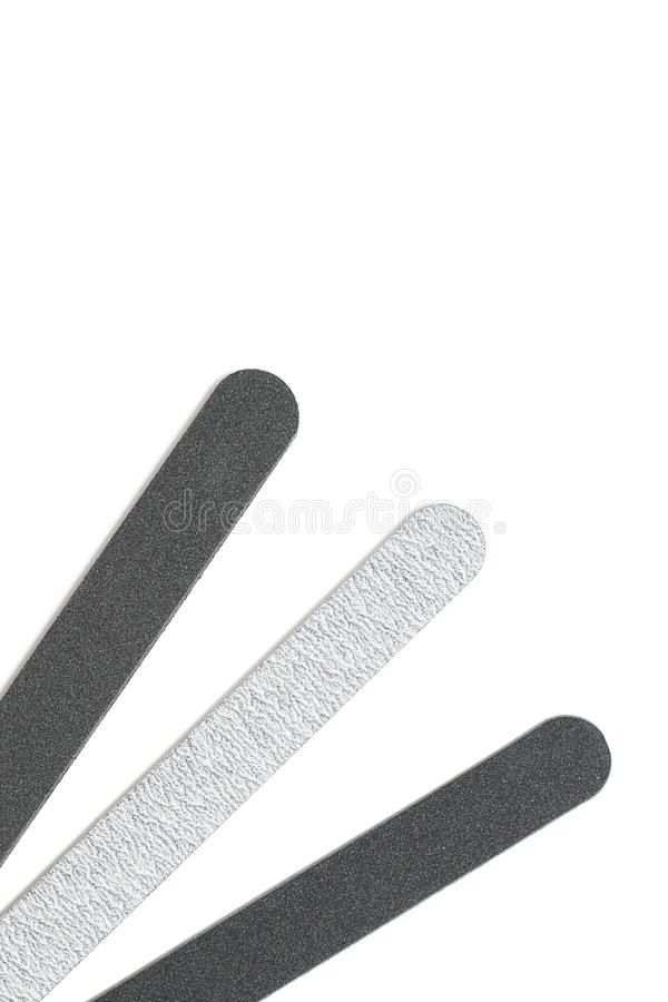 De raadsreeks van het amaril. Dossiers op wit stock afbeelding