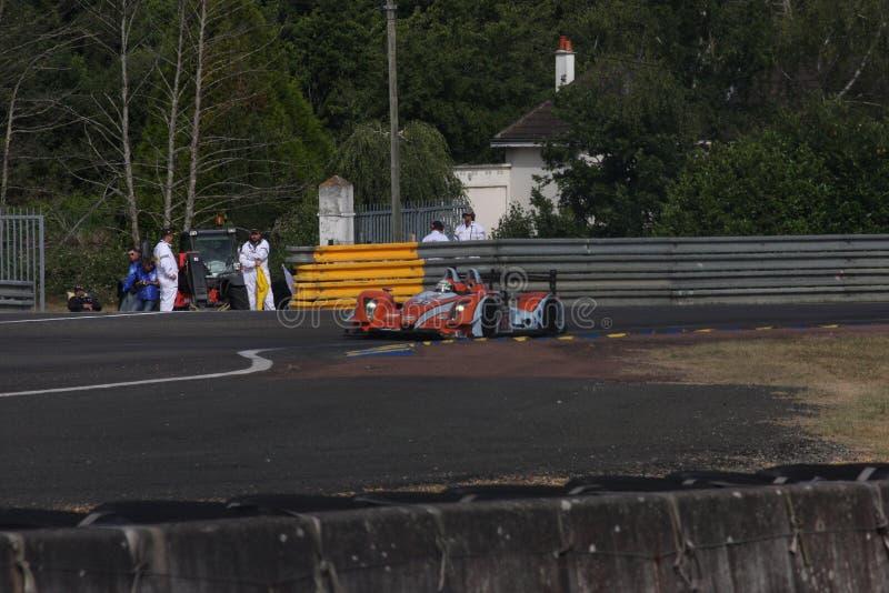 De Raceauto van Le Mans royalty-vrije stock afbeelding