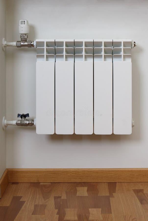 De radiator van het water royalty-vrije stock foto
