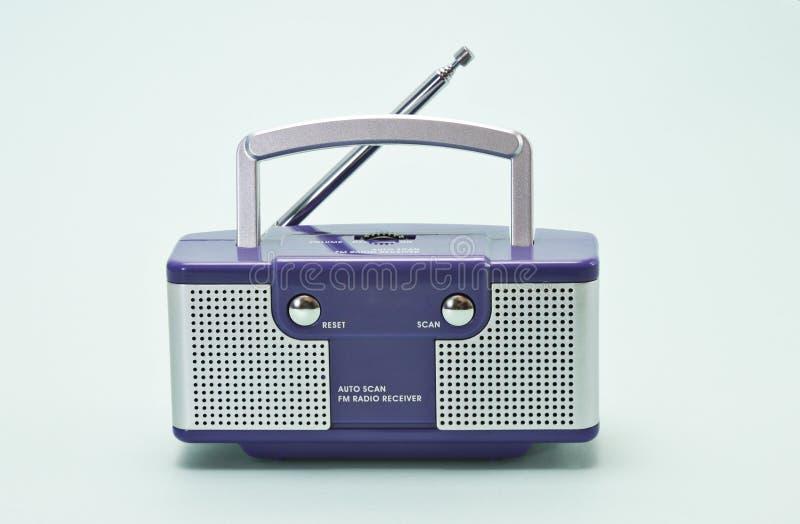 De radioontvanger van de FM royalty-vrije stock afbeeldingen
