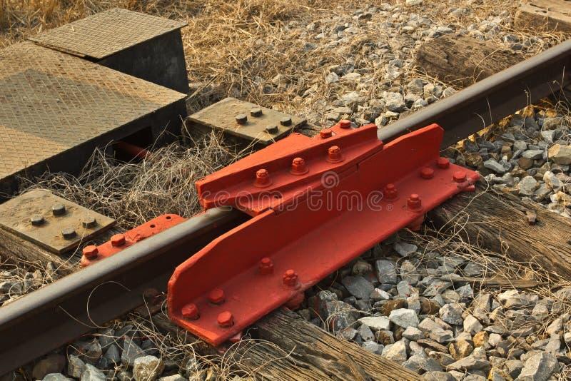 De Rail photographie stock libre de droits