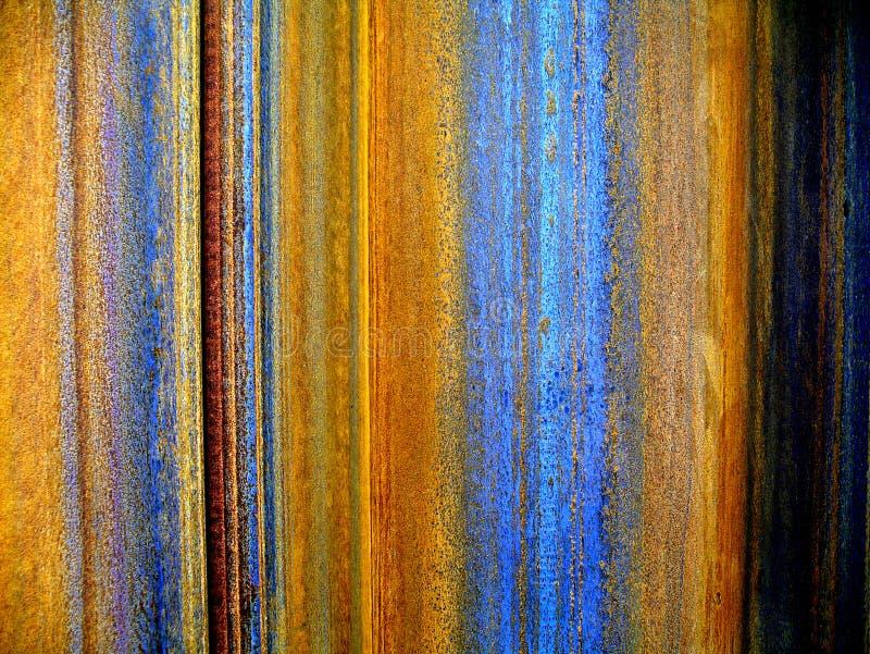 De Rangen van het metaal stock afbeeldingen