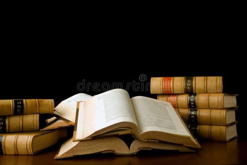 De rapporten van de wet stock afbeeldingen