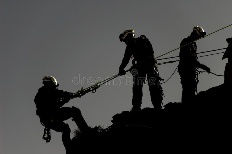 De Redding van de kabel stock afbeeldingen